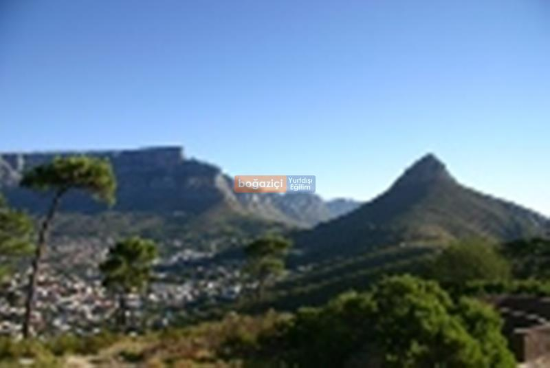 table mountain & lions head