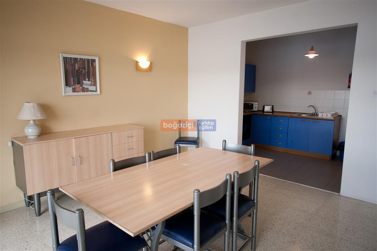 003 ESE Lands End Apartments Dining Area