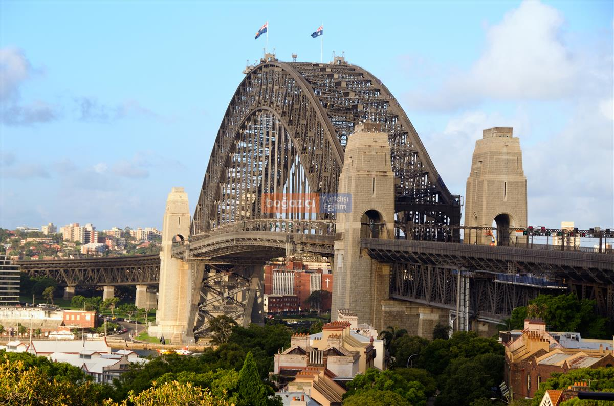 harbour bridge no students